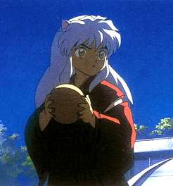 Inuyasha S A Kid Episode With The Mu Onna Unmother